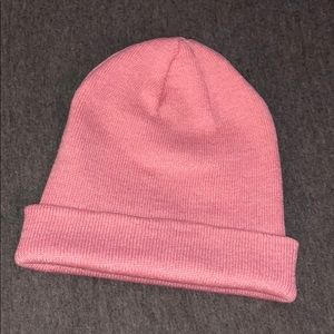 5/$25✨ Forever 21 Pink Beanie